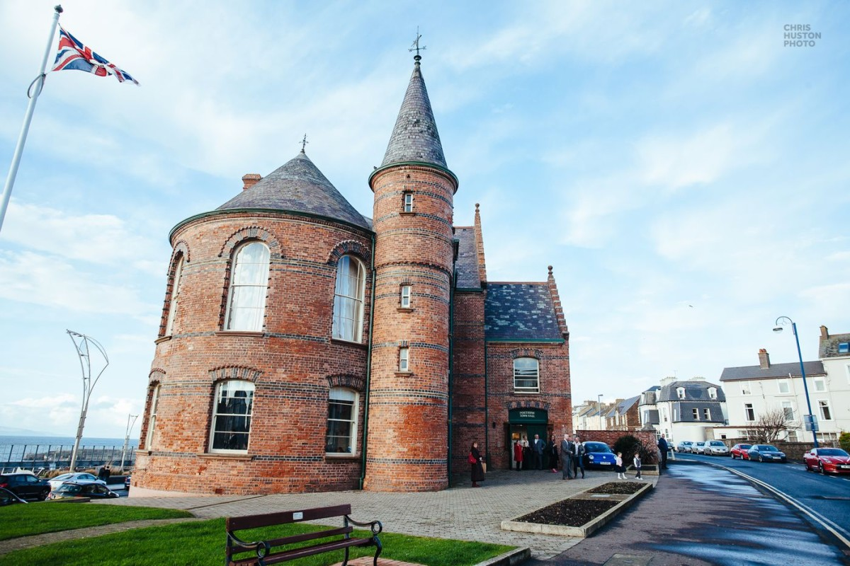 portrush town hall