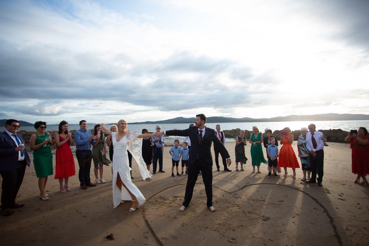 Jennifer & Ben, Donegal Wedding